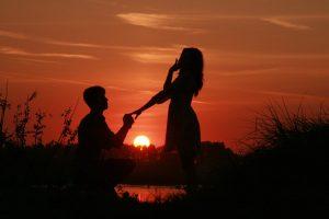 הצעת נישואין עם צלם